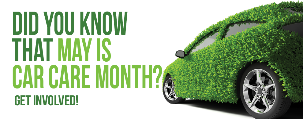 Glenwood Auto Service - May is Car Care Month in Canada