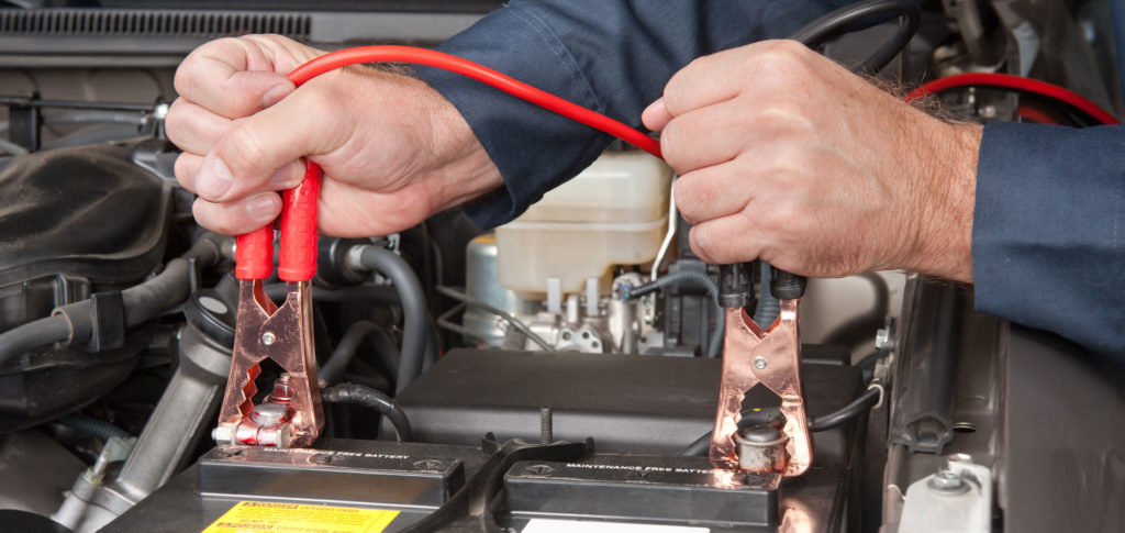 Glenwood Auto tip on how to jump start your vehicle